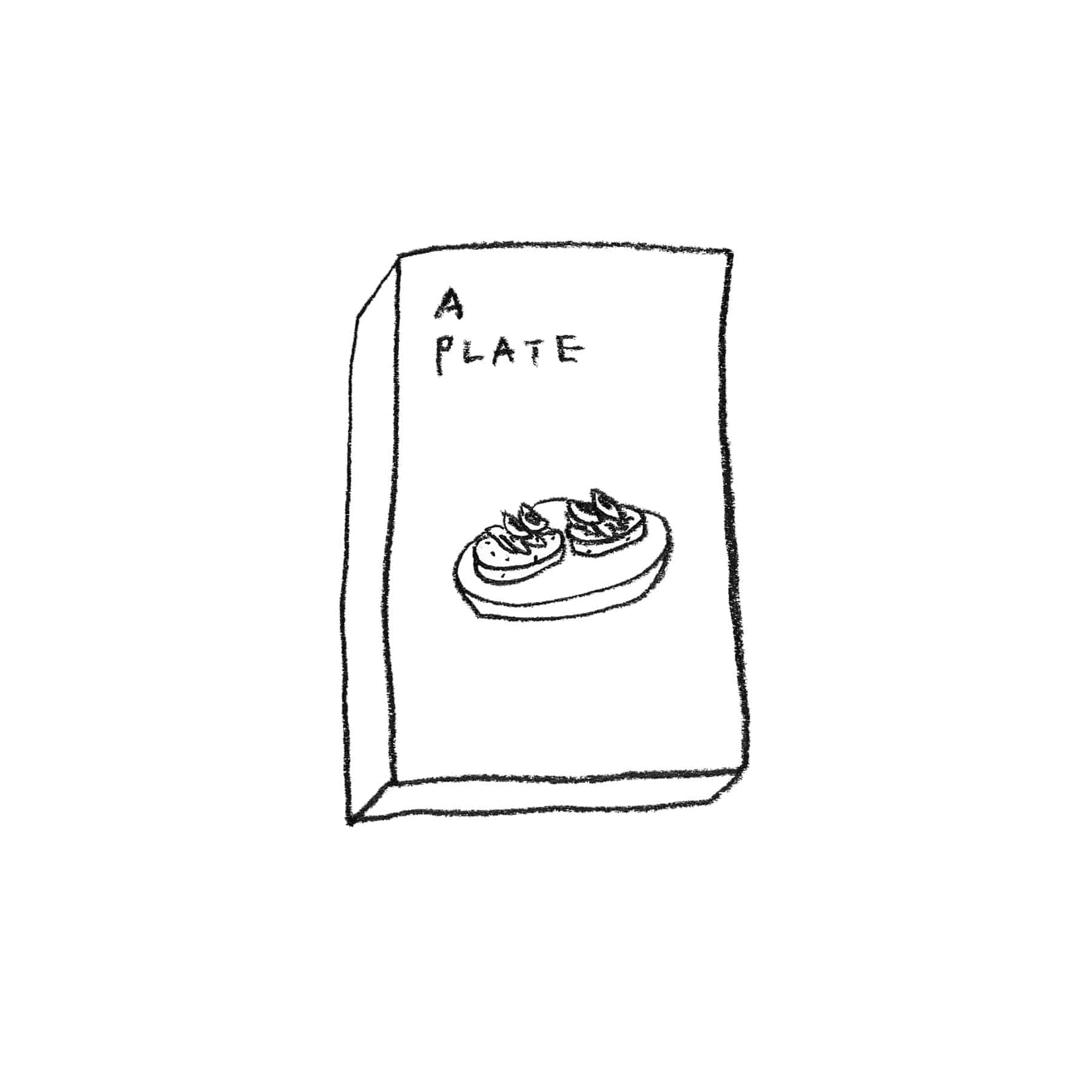 A PLATE #1